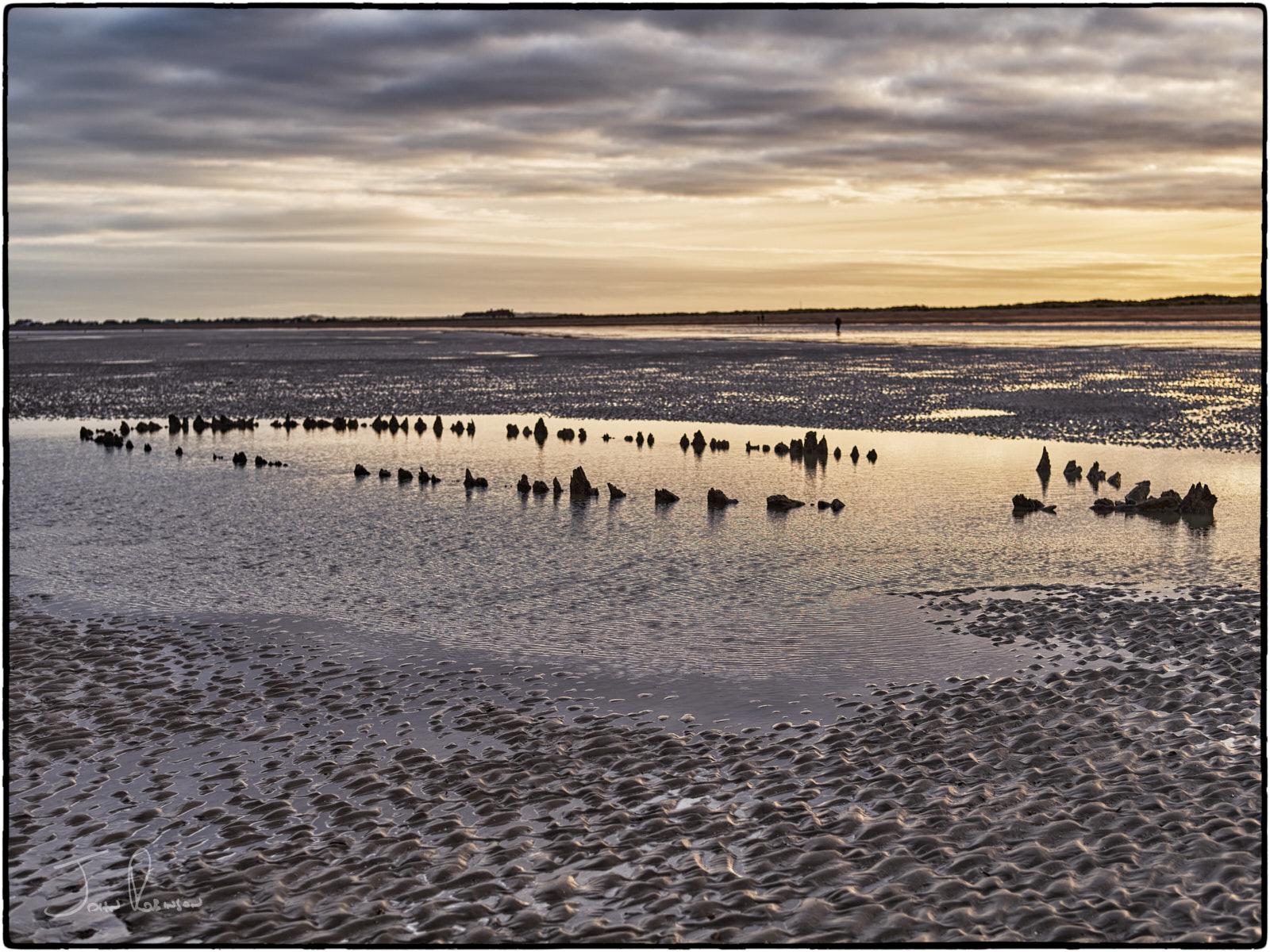 Ancient Wreck, Sandwich Bay, Kent