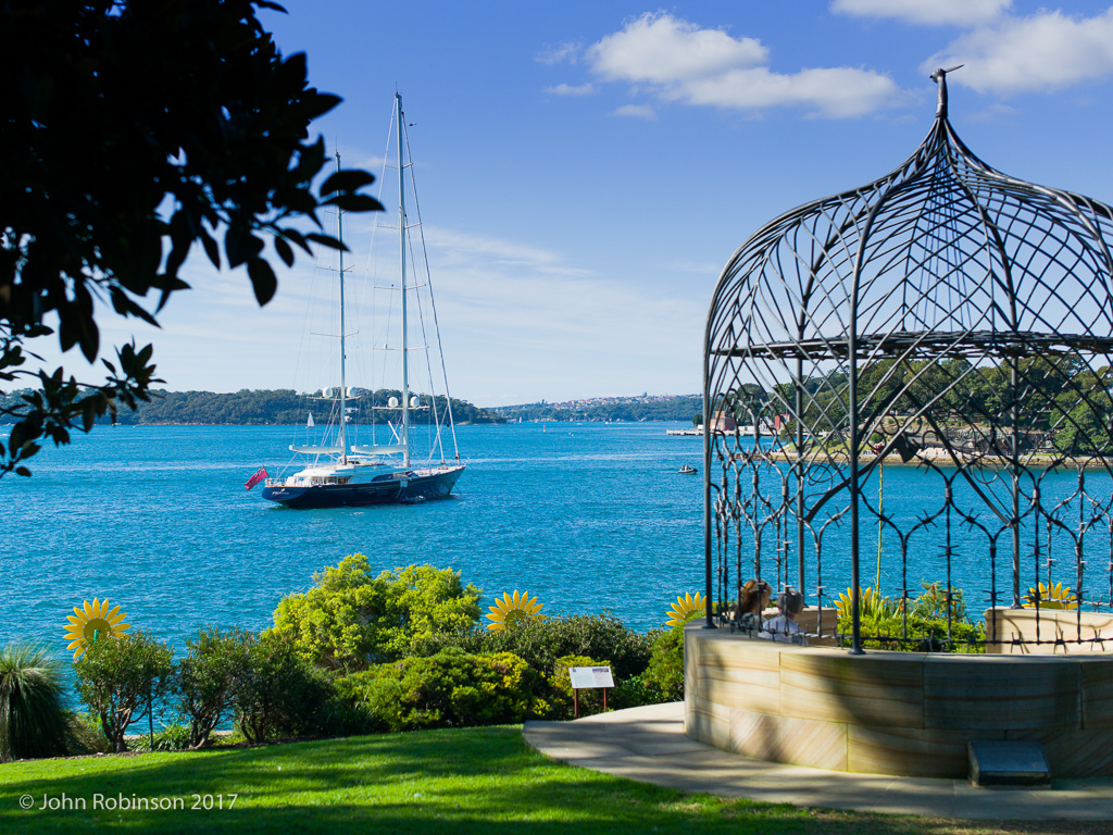 Royal Botanic Gardens and Sydney Harbour